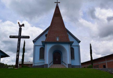 Igreja Católica - Comunidade do Palmitos